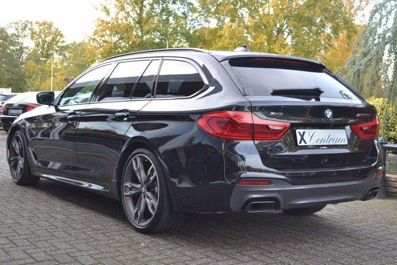 BMW 5 Serie M550d touring afbeelding 4