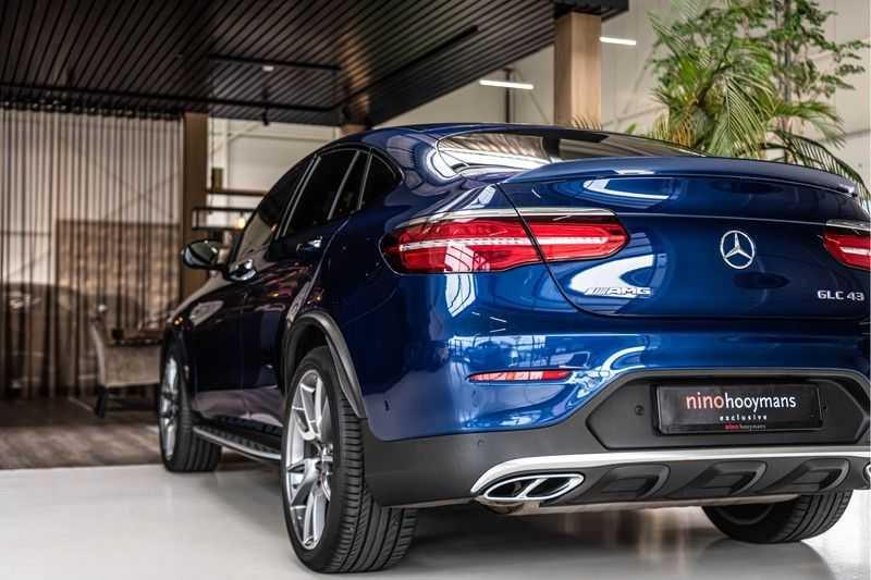 Mercedes-Benz GLC Coupé 43 AMG 4MATIC | Burmester | Memory | Head Up-Display | Stoelverwarming V+A afbeelding 7