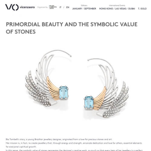 Primordial Beauty and the Symbolic Value of Stones