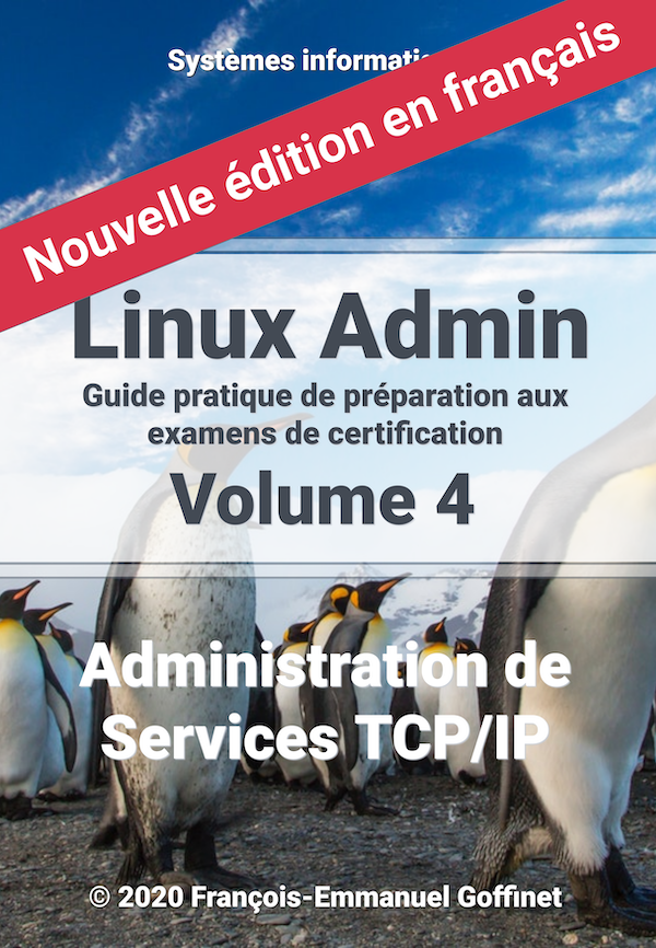 PDF Guide Linux Administration Volume 4 (ebook)