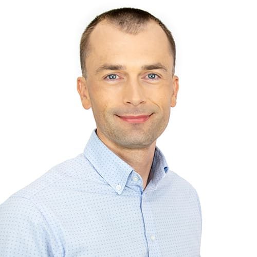company team Krzysztof Kajkowski