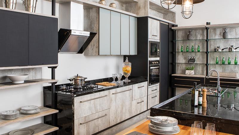 Imagem em destaque para o artigo: 5 dicas para deixar sua cozinha organizada