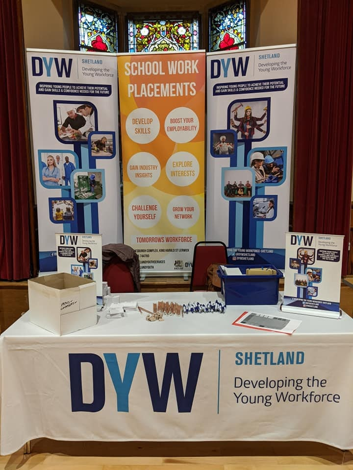 DYW Stand