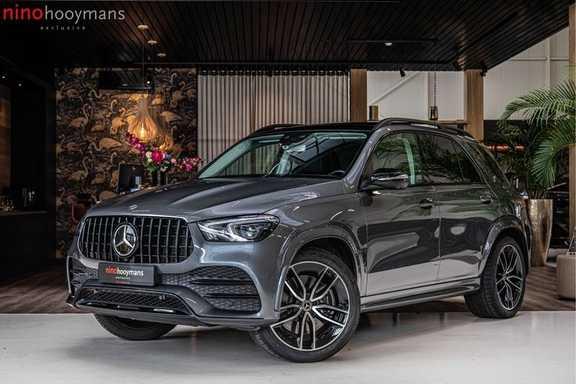 Mercedes-Benz GLE 450 AMG | Burmester | 22 inch | Memory | Panorama | Distronic | Zit comfort pakket | Apple Car play |