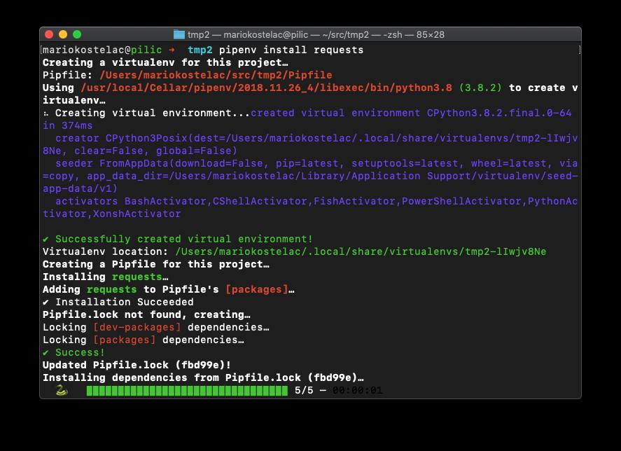 C++ dependency tool