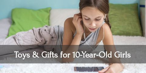10 Best Toys & Gift Ideas for Ten-Year-Old Girls