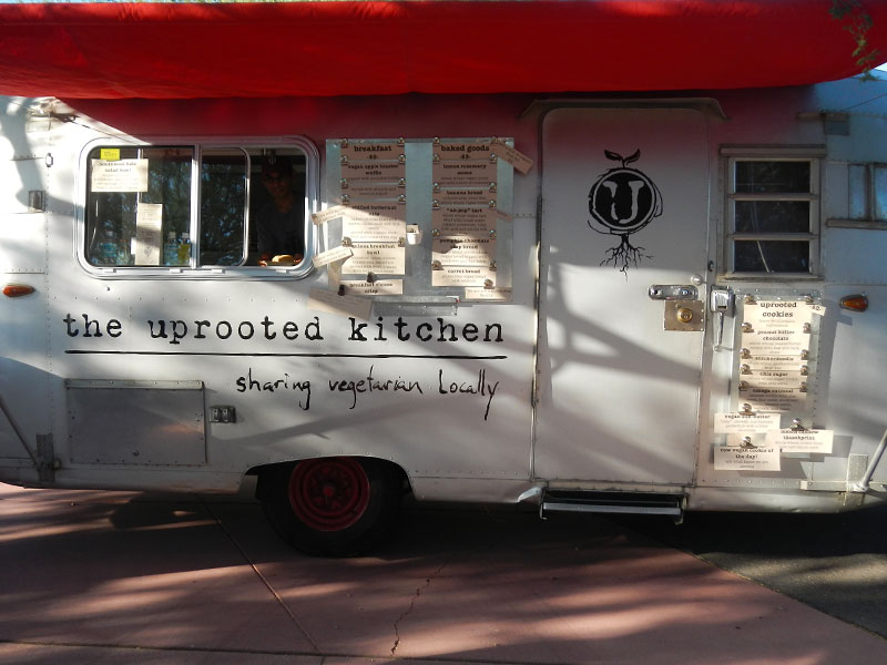Uprooted Kitchen Airstream