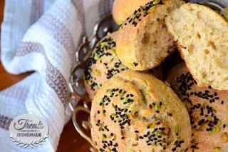 No-Knead Brown Bread