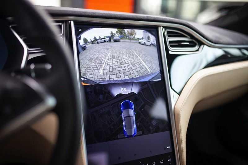 """Tesla Model S 85D Base *Pano / 21"""" / Prijs ex. BTW* afbeelding 20"""