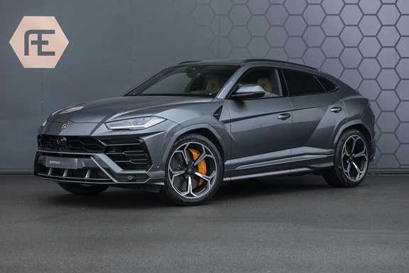 Lamborghini Urus 4.0 V8 Full Adas Package, Annima, Panorama, B&O 3D, ACC, Keramische Remmen, Seat Pack: Massage, Koeling, Verwarming, Stuurwielverwarming, Nachtzicht ass, Head-up, Homelink,