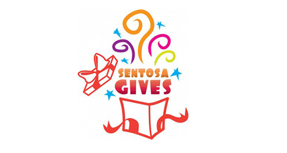 Image of Sentosa Gives logo
