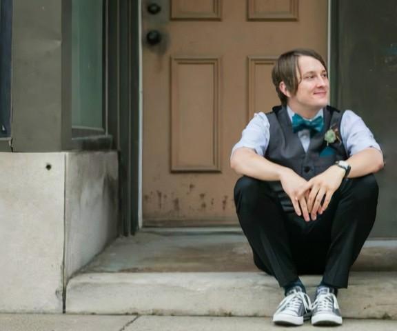 Photo of Brandon Corey