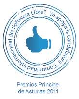 La Comunidad Internacional del Software Libre candidata a los Premios Príncipe de Asturias