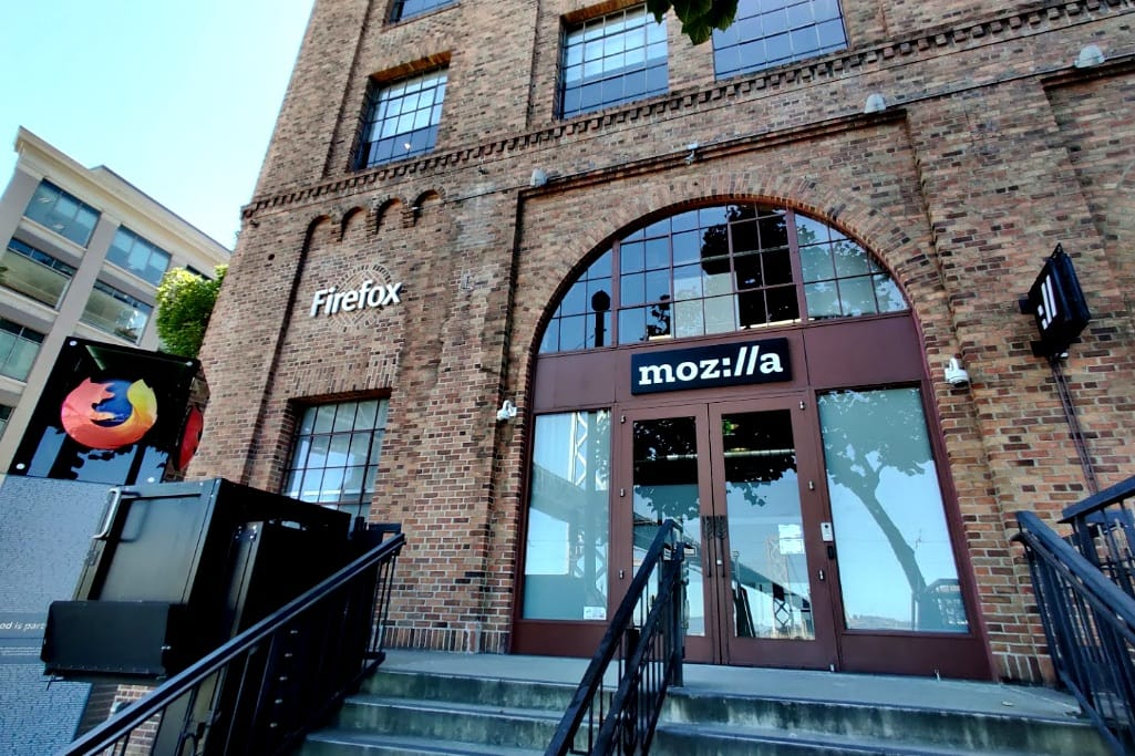 The Mozilla offices in SF.