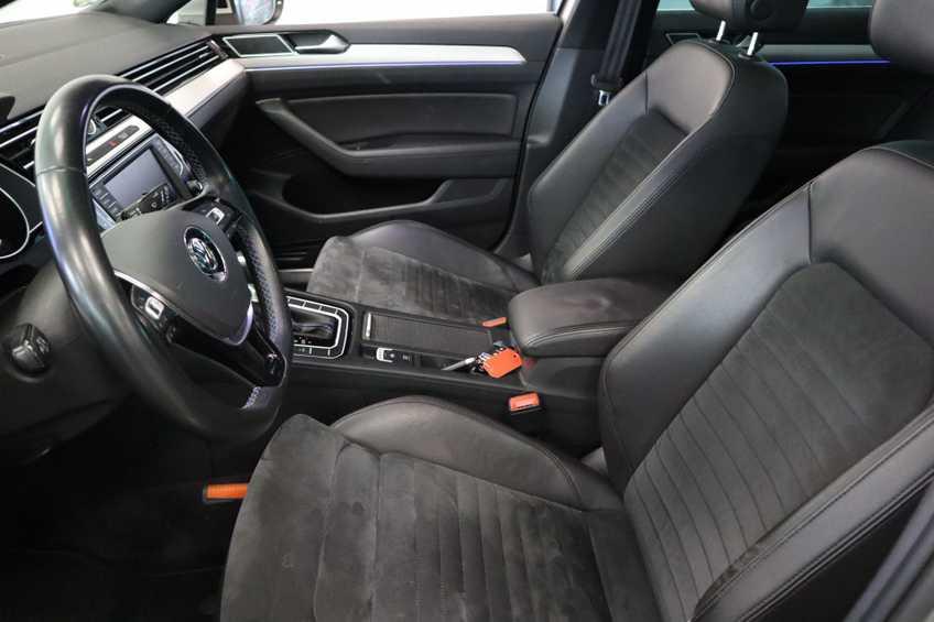 Volkswagen Passat Variant 1.4 TSI GTE Highline Prijs = Ex btw Navigatie Panoramadak Full-led afbeelding 14