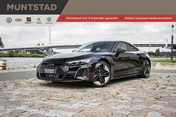 Audi e-tron GT RS 646PK |  | Head-Up | Stoelventilatie/Verwarming/Massage | 360 Camera | B&O Sound | Carbon |