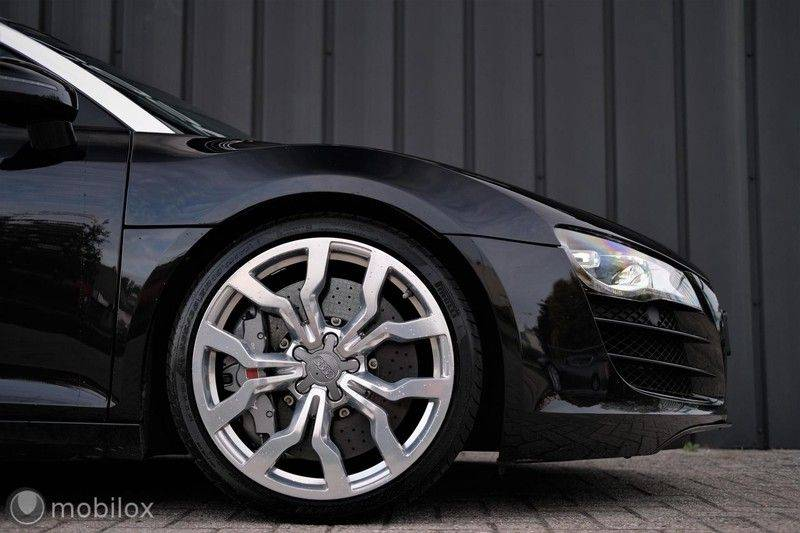 Audi R8 Spyder 5.2 V10 FSI   LED   B&O afbeelding 8