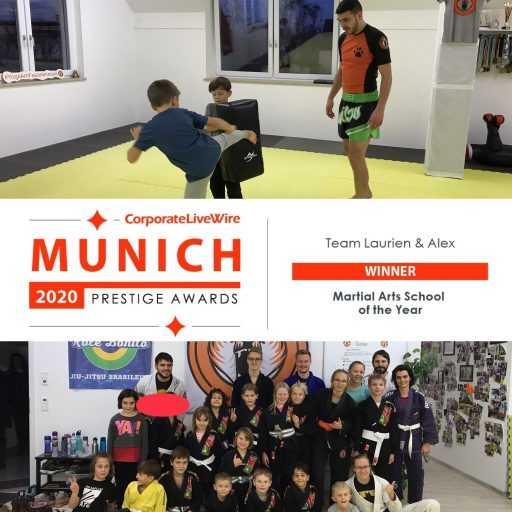 Kampfsportschule des Jahres in München