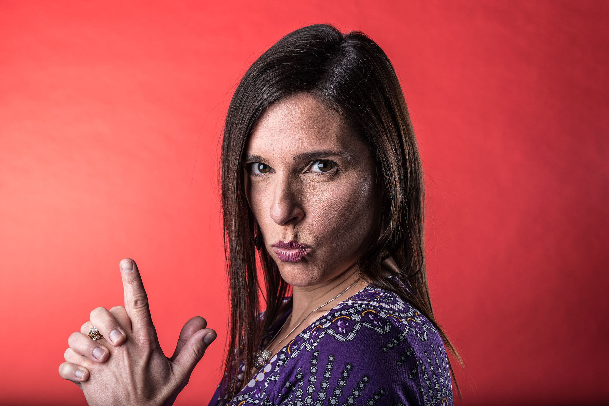 Portrait of Molly Setzer