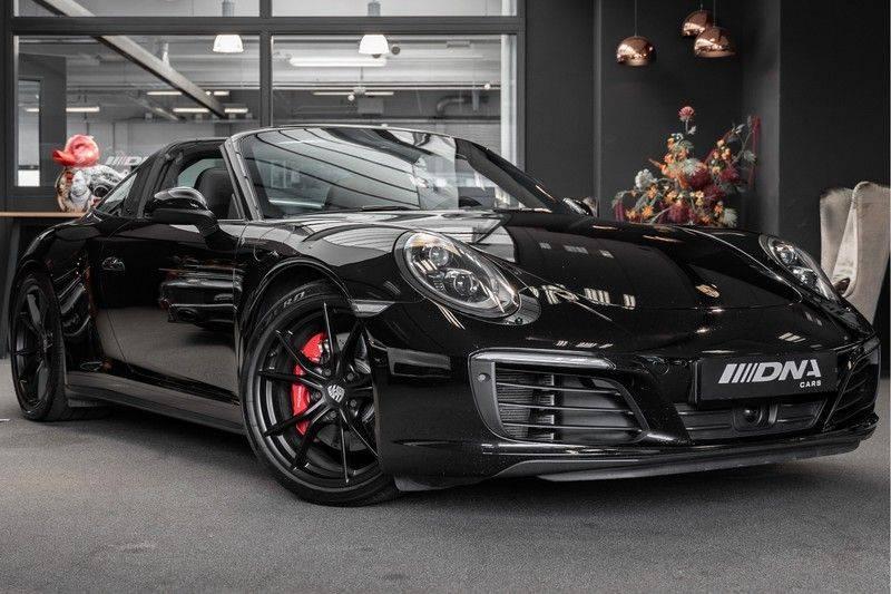 Porsche 911 3.0 Targa 4S Bose Stoelventilatie Sportuitlaat Sportchrono afbeelding 1