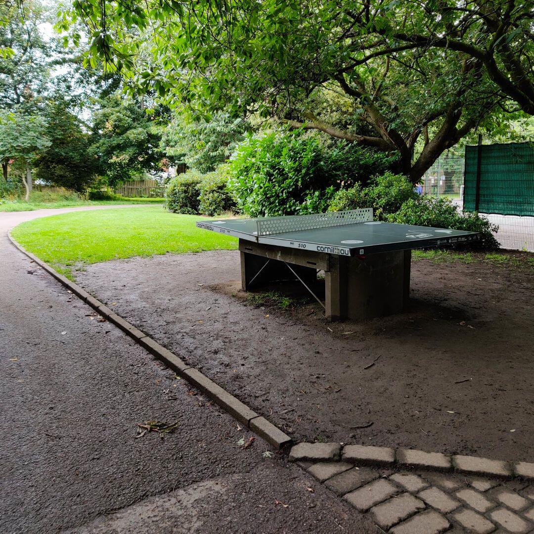 Chapel Allerton Park Table Tennis