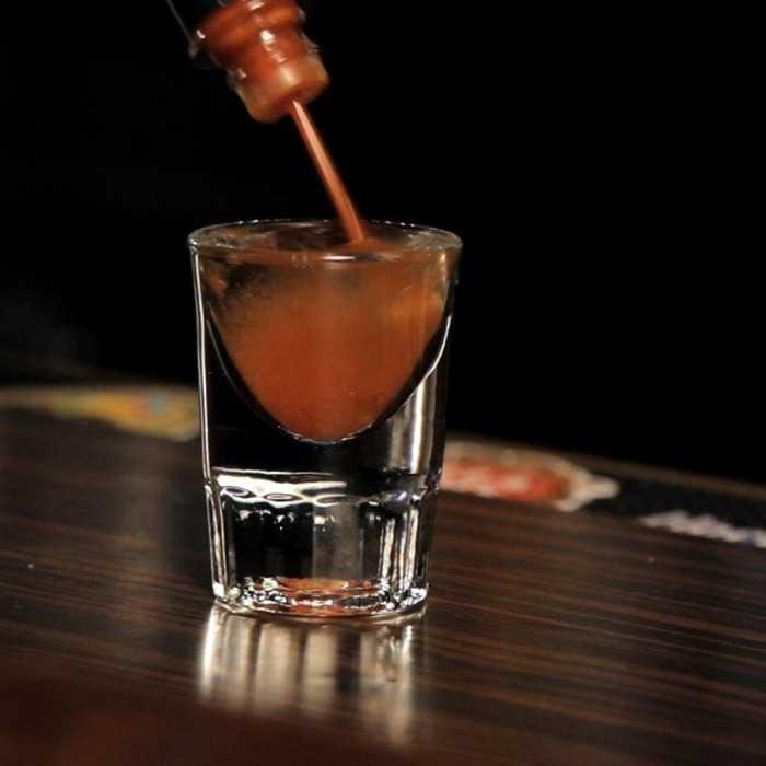 Brave Bull Shooter Cocktail
