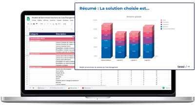 Modèle de benchmark des solutions de Case Management - Prochainement