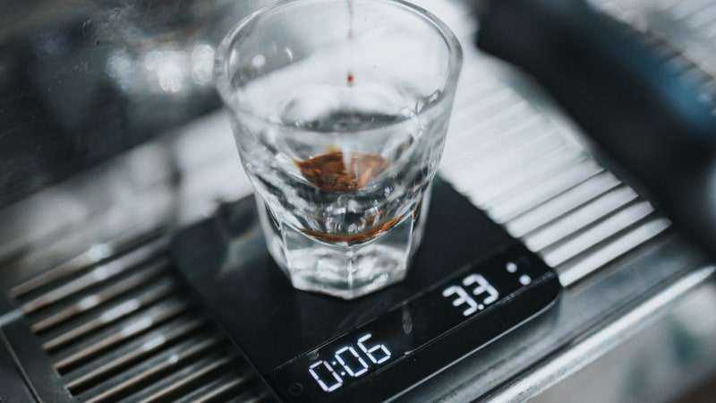 Electric Weighing Scale for Espresso