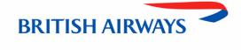 British Airways logo.