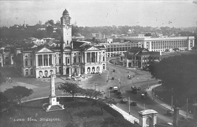 Empress Place, 1930s