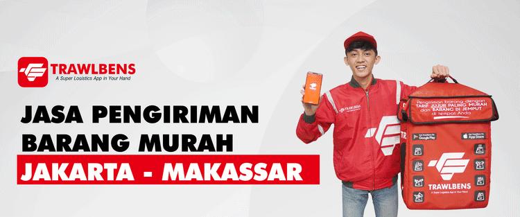 Jasa Pengiriman Barang Murah Jakarta ke Makassar