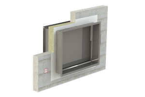 Rješenje - Protupožarno brtvljenje protupožarnih zaklopki - FS Coating