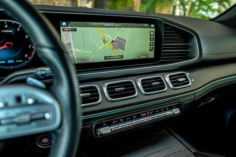 Mercedes-Benz GLE 450 4MATIC AMG   Panorama   Head-up Display   Memory   Burmester   Luchtvering   NP €140.000 afbeelding 18