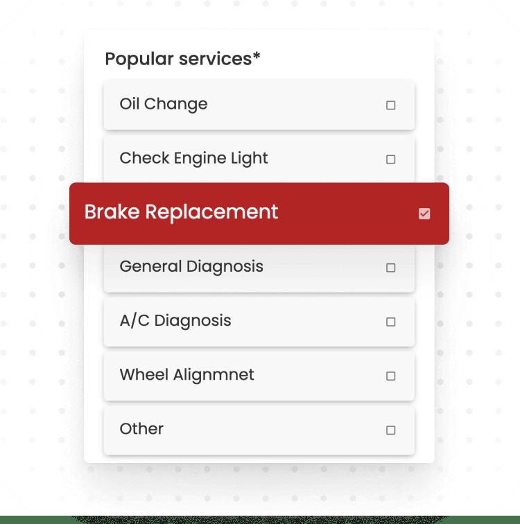 Truck repair diagnosis for brakes