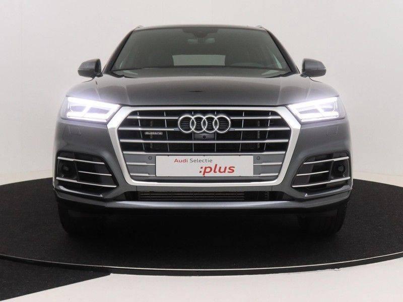 Audi Q5 50 TFSI e 299 pk quattro S edition   S-Line  Matrix LED koplampen   Assistentiepakket City/Parking   360* Camera   Trekhaak wegklapbaar   Elektrisch verstelbare/verwambare voorstoelen   Verlengde fabrieksgarantie afbeelding 10
