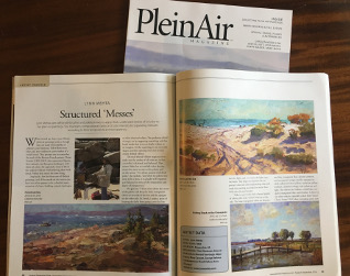 Plein Air Magazine 9/16