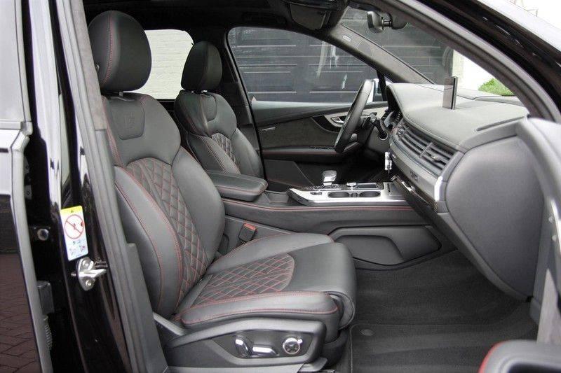 Audi SQ7 4.0 TDI 435 PK SPORTDIFF.+B&O+7P+KERAMISCH+22'' afbeelding 9