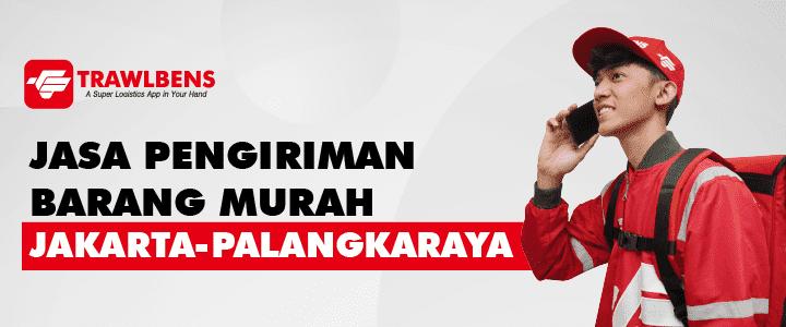Jaminan Jasa Cargo Termurah Jakarta ke Palangkaraya