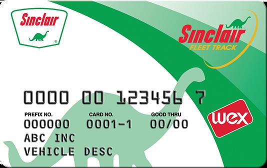 Sinclair card