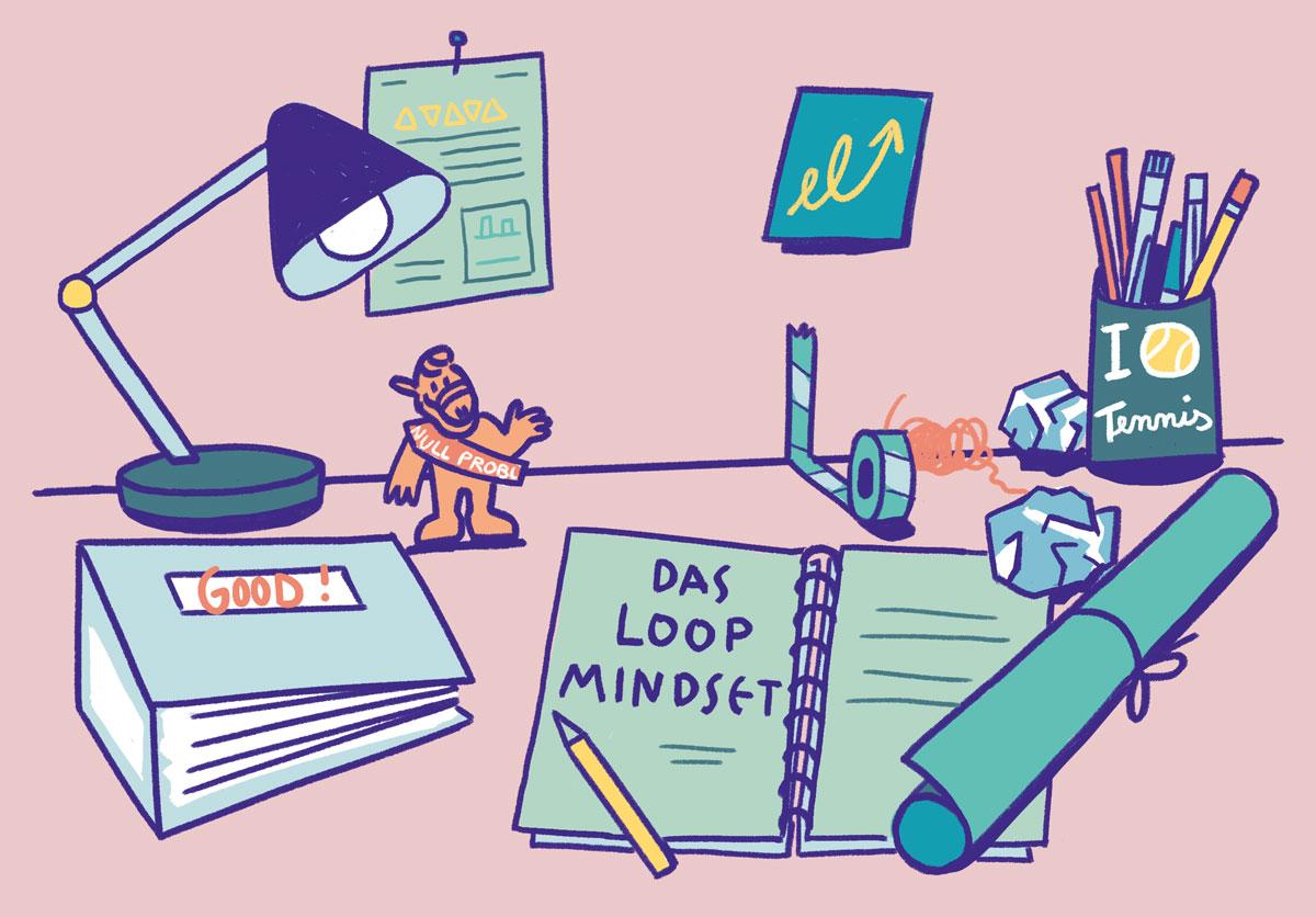 Das Loop-Mindset: 12 Prinzipien, die wir in Organisationen tragen wollen