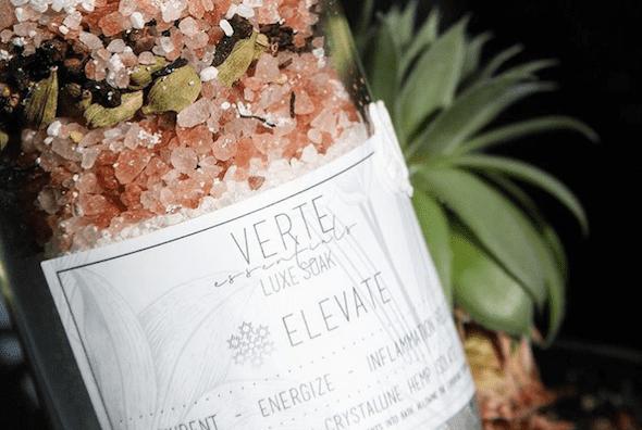Verte Essentials Eleveate Luxe Soak