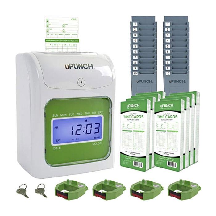 HN3540 Non-Calculating Time Clock
