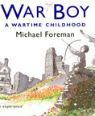 War boy by Michael Foreman