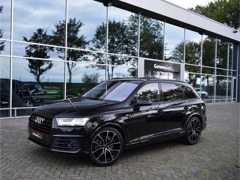 Audi Q7 3.0TDI 272Pk S-Line 7p Quattro Lucht Pano Standk Head-Up 360-Camera 21-Inch Trekh afbeelding 16