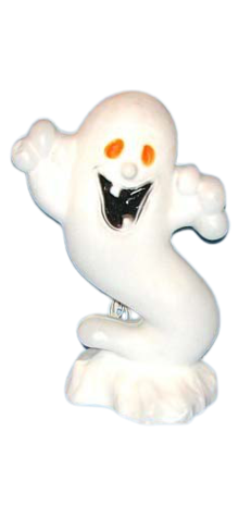 Boo! Ghost photo