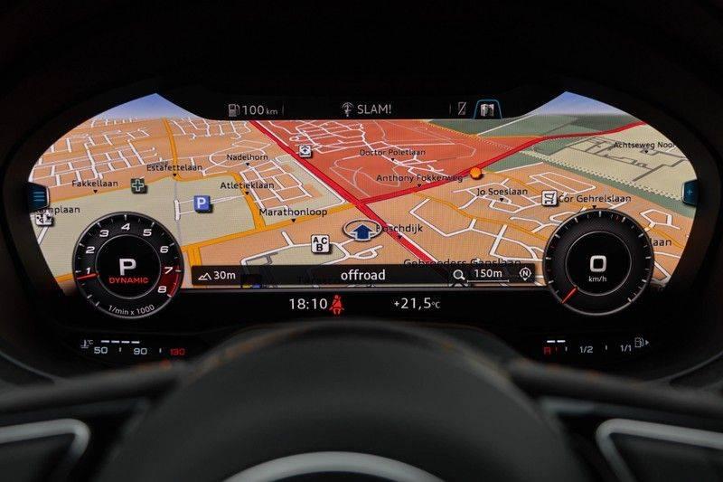 "Audi RS3 Sportback 2.5 TFSI 400pk Quattro Panoramadak BlackOptic B&O Sportstoelen Led-Matrix Navi/MMI DriveSelect Carbon ACC Keyless Camera 19"" Pdc afbeelding 21"