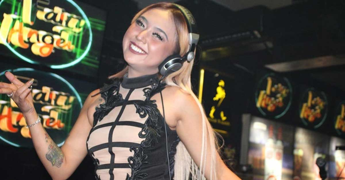 DJ Fairy Angel Ratu Dance Floor Yang Atraktif