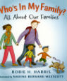 Who's in my family?: all about our families by Robie Harris