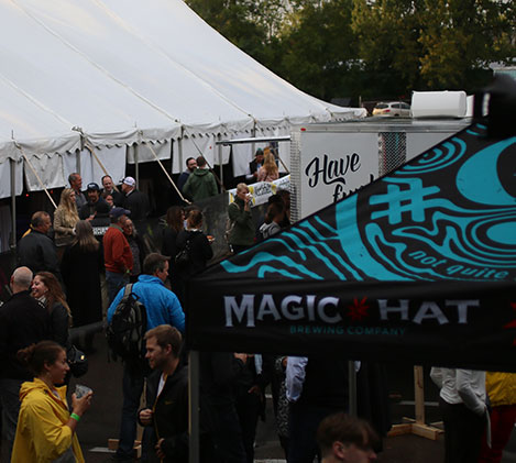 Magic Hat Presents Local Events