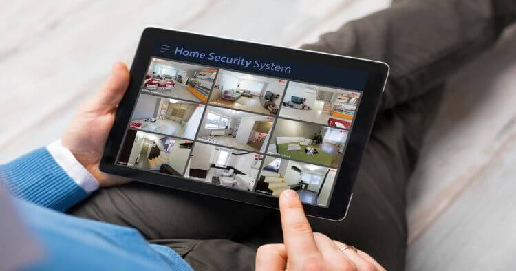 Home Security Camera System